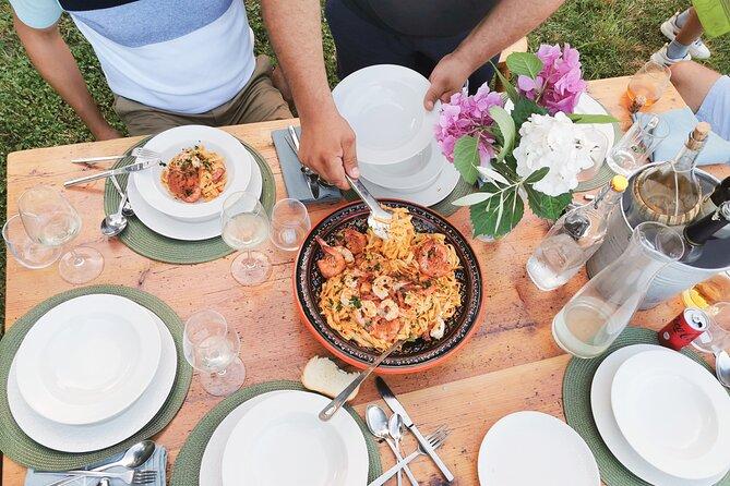 Private Istrian Dining Experience in Capodistria