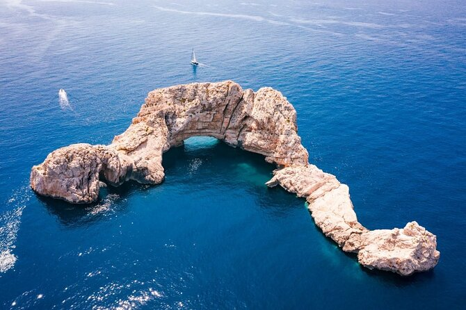 Cala Salada and Unspoiled North Beach Tour. Snorkelling and Aquarium