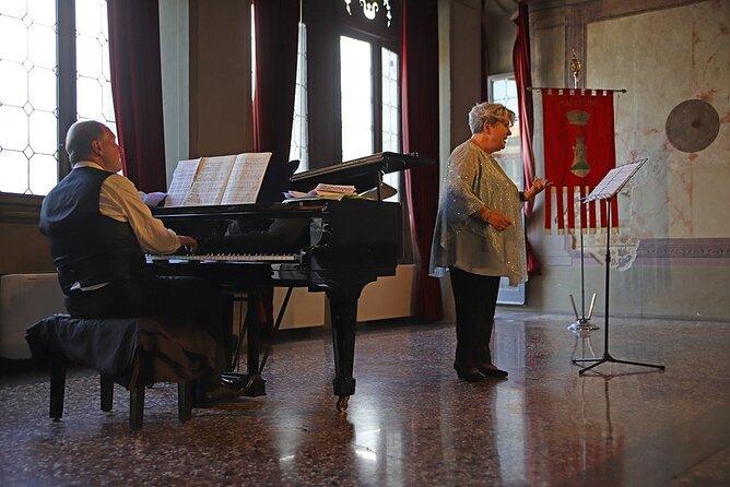 Classical and Opera Music Concert at Palazzo dei Capitani in Malcesine