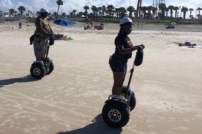 Private Segway Beach Ride in Daytona Beach