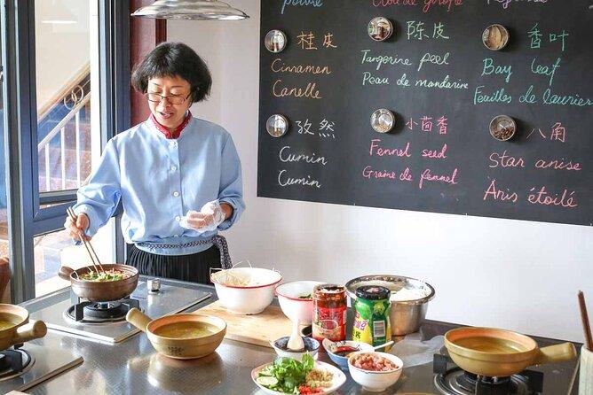 Lijiang Naxi Cuisine Cooking Class & Market Visit