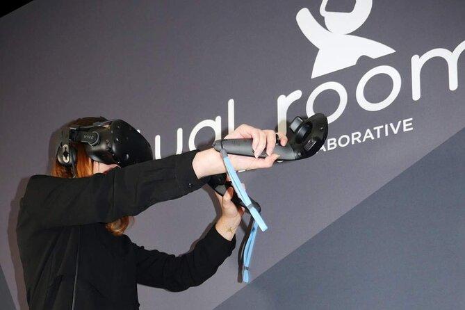 VR Escape Room Adventure by Virtual Room