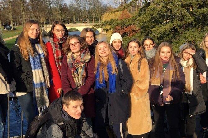 Cambridge University Guided Walking Tour