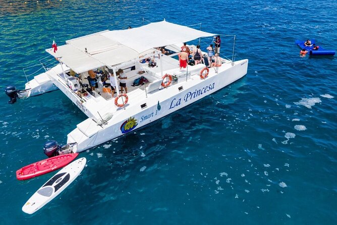 Snorkeling Catamaran Tour at Santa Maria Bay