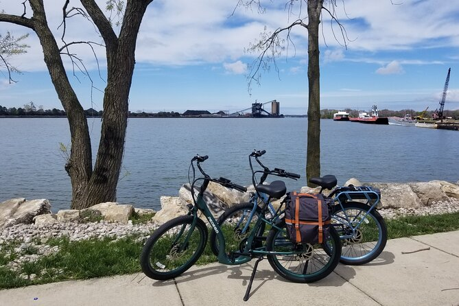 E-Bike Rentals along the Sandusky Bay & The Islands