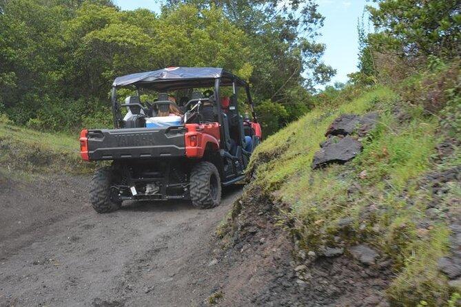 Private ATV Tour of the Pacaya Volcano
