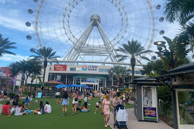 Orlando Private City Sightseeing Tour with Pickup