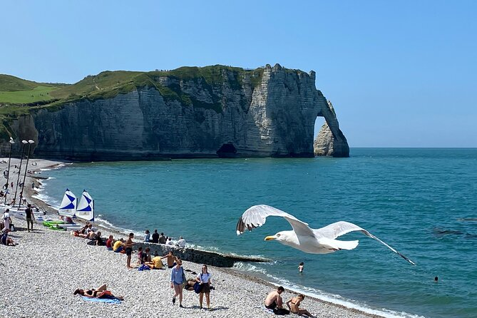 Normandy: Rouen, Honfleur, Etretat Small-group by Minivan with Calvados tasting