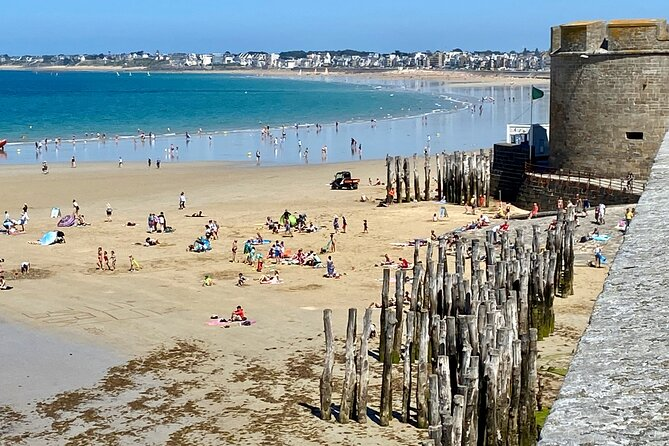 2-day Normandy — Brittany Guided small-group by Minivan from Paris, 7 top sights