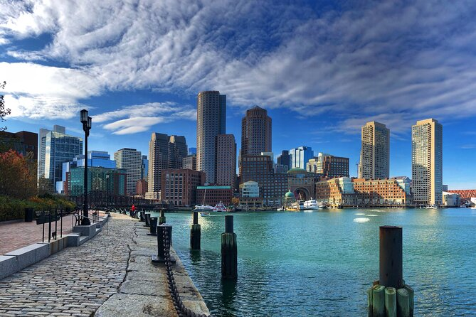 Full-Day Private Tour of Boston with Pick Up