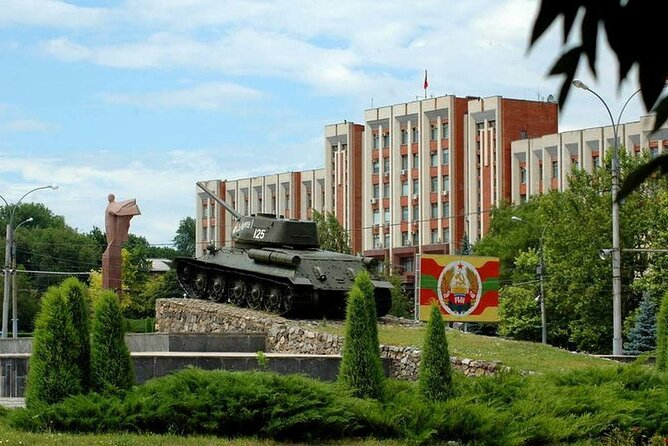 Tiraspol and Bender Back in the USSR Private Tour