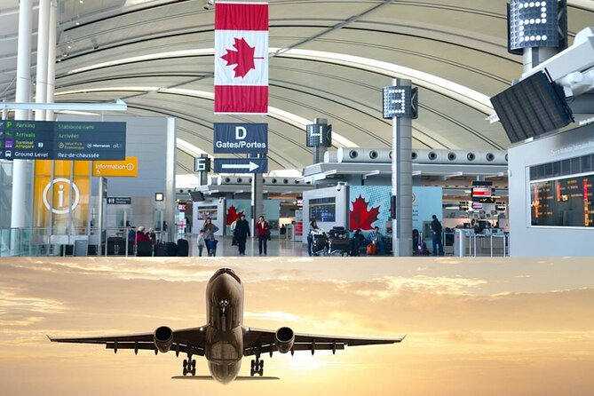 Low Cost:- Niagara Falls Airport Taxi & Toronto Pearson Airport Taxi-Limo