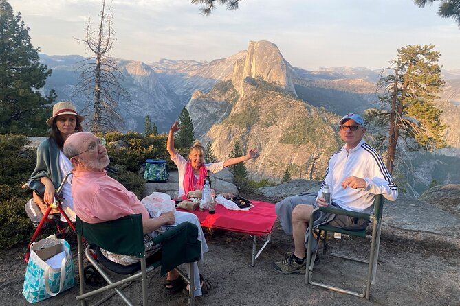 Glacier Point Sunset Tour with Hotel Pick up