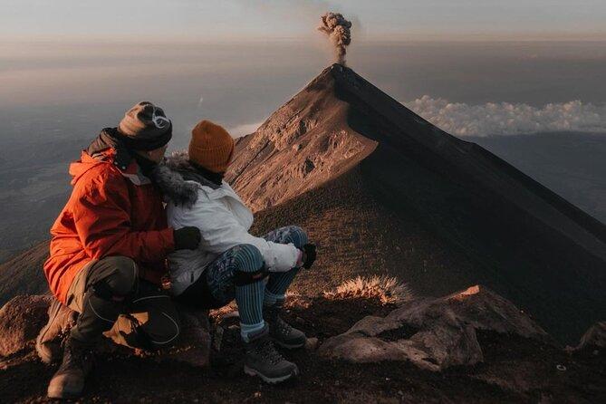 Acatenango Volcano Overnight Hiking - 2 Days Private Tour