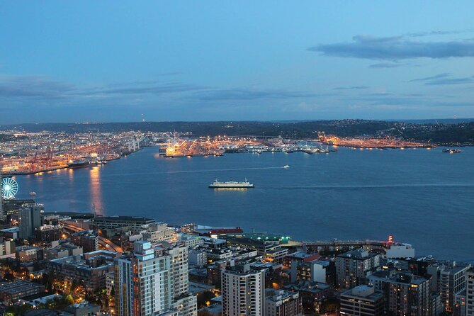 5-hour Private Seattle and Suburbs Attractions Tour