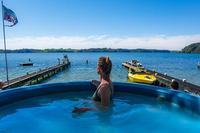 Katoa Jet Boat & Lake Rotoiti Hot Pools