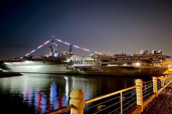 San Diego Embarcadero Waterfront Ghost Tour