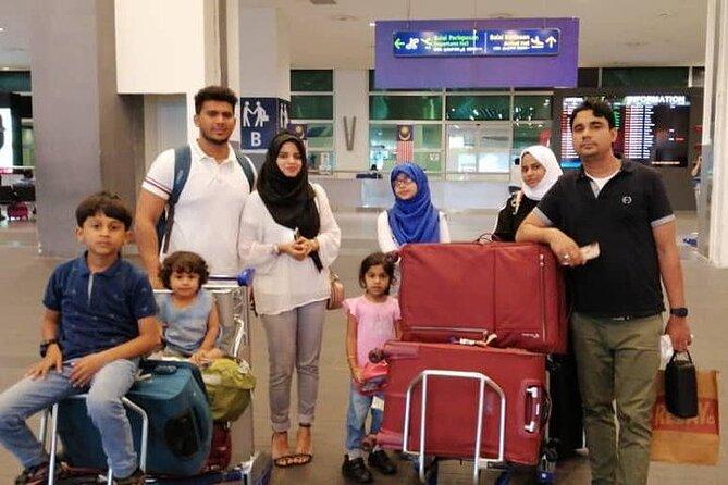 Cherating City Hotels to Kuala Lumpur International Airport One-way