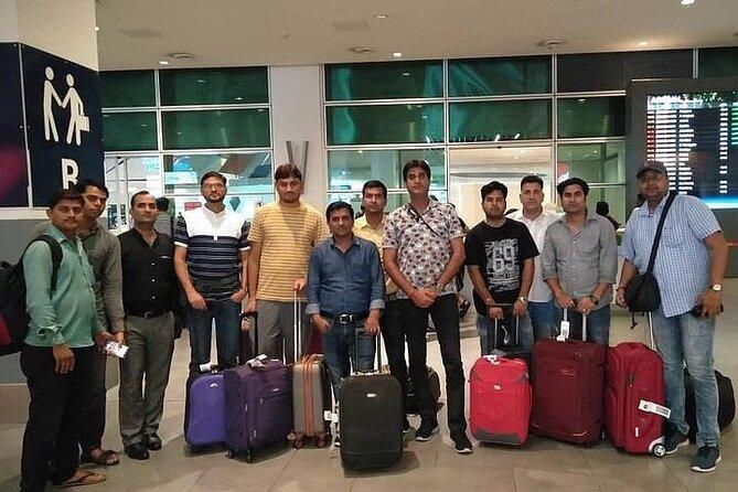 Private: Kuala Lumpur Airport to Kuala Lumpur City Hotels