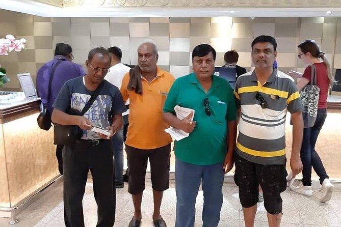 LEGOLAND Malaysia to Kuala Lumpur City Hotels One-way Transfer