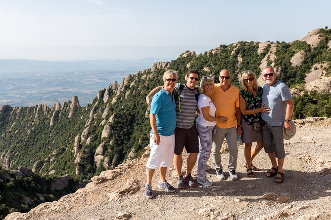 Montserrat Early-Access Half-Day Guided Tour from Barcelona