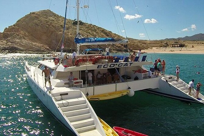 Snorkel & Boat Tour of Everything Cabo. Includes Open Bar and Lunch!
