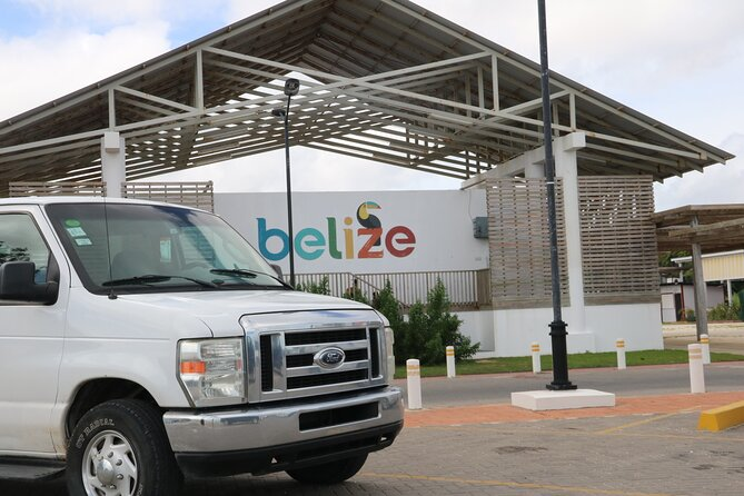 Private Transfer: Belize Airports or Water Taxi Terminal to Hotel in San Ignacio