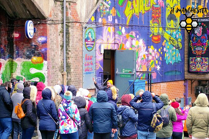Manchester Guided Walking Tour in Spanish