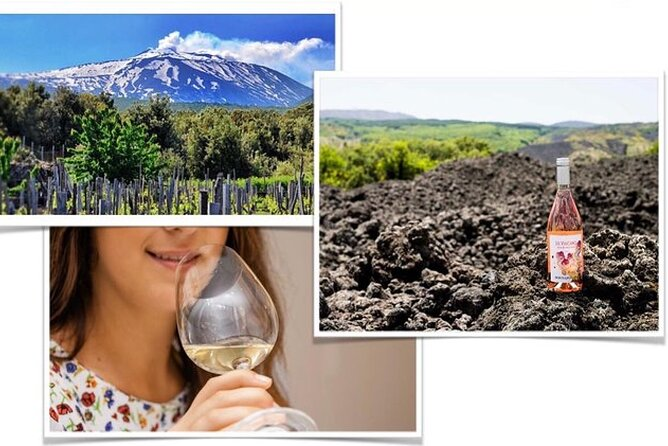 Etna Wine & Food Volcanic Day - Private Experience