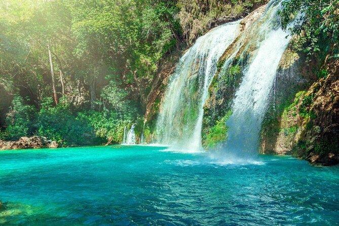 Cascadas El Chiflón (cachoeiras El Chiflón)