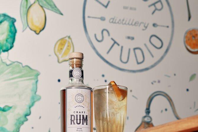 Rum Creation Session