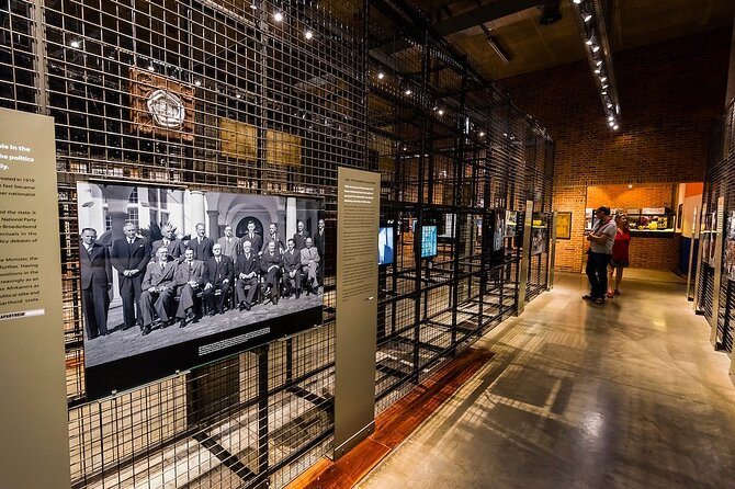 Private Constitutional Hill and Apartheid Museum Half Day Tour from Johannesburg