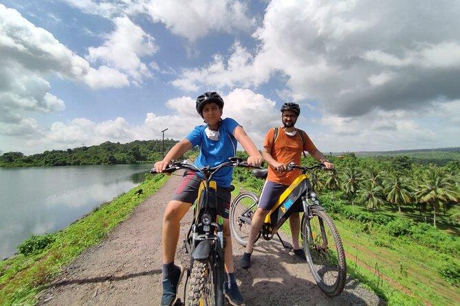 BLive Electric Bike Tours - Unexplored Village of Assonora