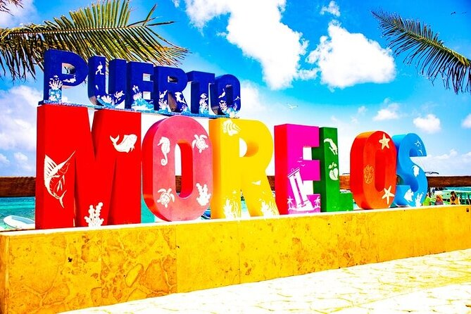 Excursion in Cancun City, Emblematic places.