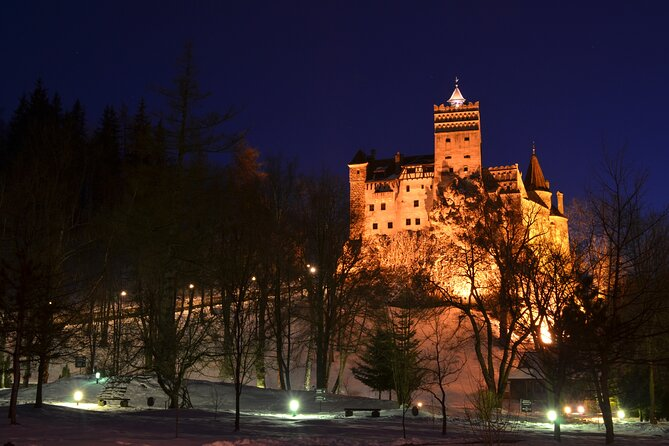 Peles Castle, Dracula Castle and Brasov old town - private tour from Bucharest