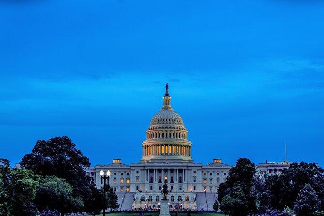 Mount Vernon & Old Alexandria with Night-Time Sightseeing Tour of Washington DC