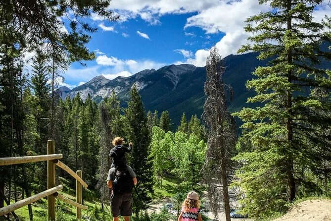 Experience the Tunnel Mountain Trail with a Smartphone Audio Tour