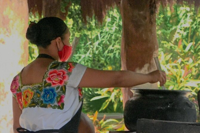 Tulum Mexican Cooking Class and Cenote with transportation