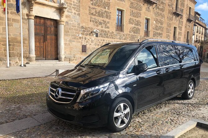 Exclusive tour to Toledo from Madrid with licensed guide and private driver