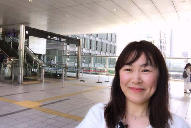 Tokyo Online/ A Trip through Time in the Futuristic City of Odaiba