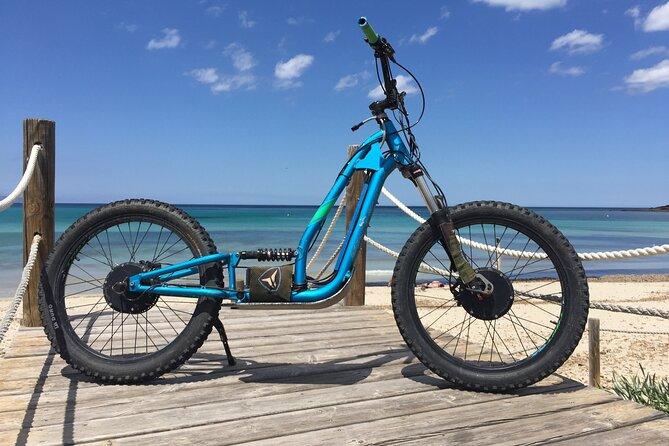 Off road electric Scooter Tour - Easymoov - Son Serra de Marina
