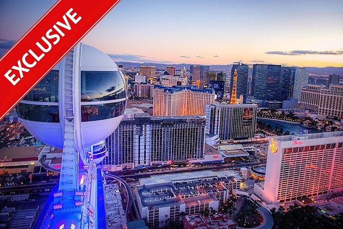 Exclusive: Happy Hour on The High Roller at The LINQ
