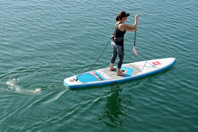 Paddle Boarding in Agadir 2 Hours Guided Lessons