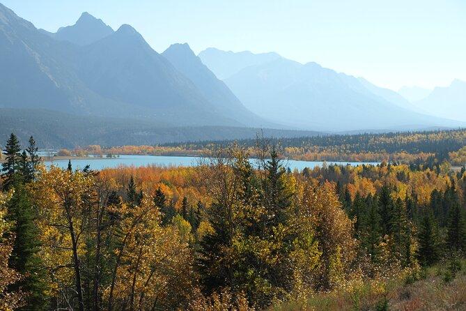 Discover the secrets of Kootenay Plains and Abraham Lake