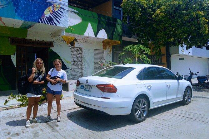 Private transfer from Oaxaca city to Puerto Escondido