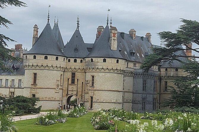 A day at the Château de Chaumont sur Loire with its park and gardens