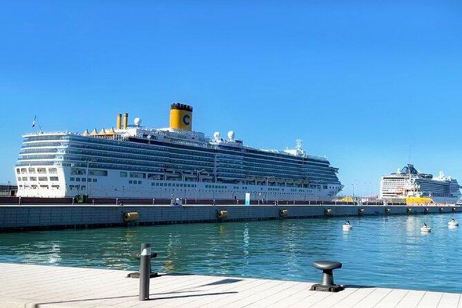 Civitavecchia Cruise Ship to Rome PrivateTransfer
