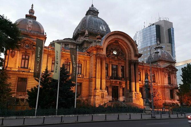 Bucharest private walking tour
