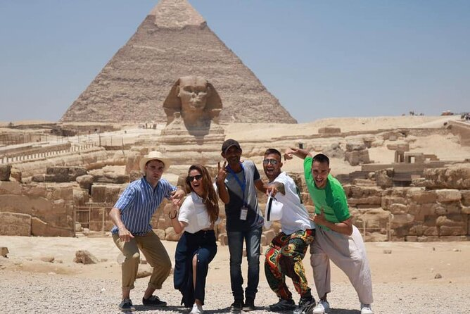 4 hour Private tour Giza pyramids ,sphinx and mummification temple tours