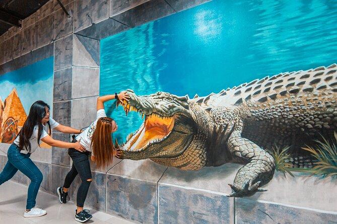 3D WORLD SELFIE MUSEUM Dubai